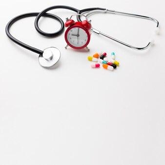 Tempo per il controllo e la medicina