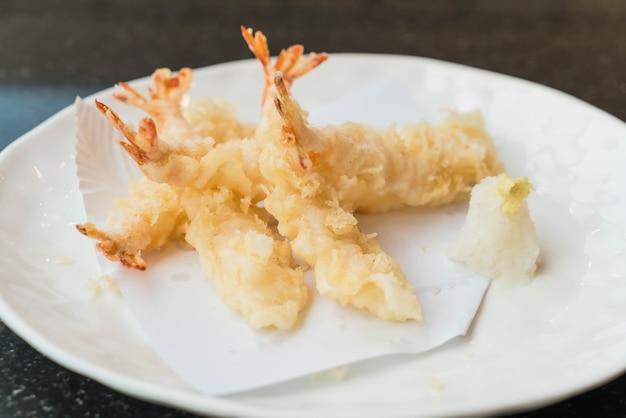 Tempura - alimento e cibo giapponese.