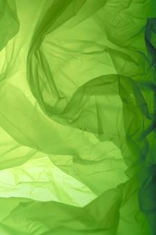 Tenero verde chiaro. sfondo di seta.