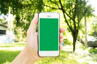 Terminologia mobile sul centro commerciale
