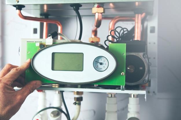 Termostato di regolazione per un efficiente sistema di riscaldamento automatizzato