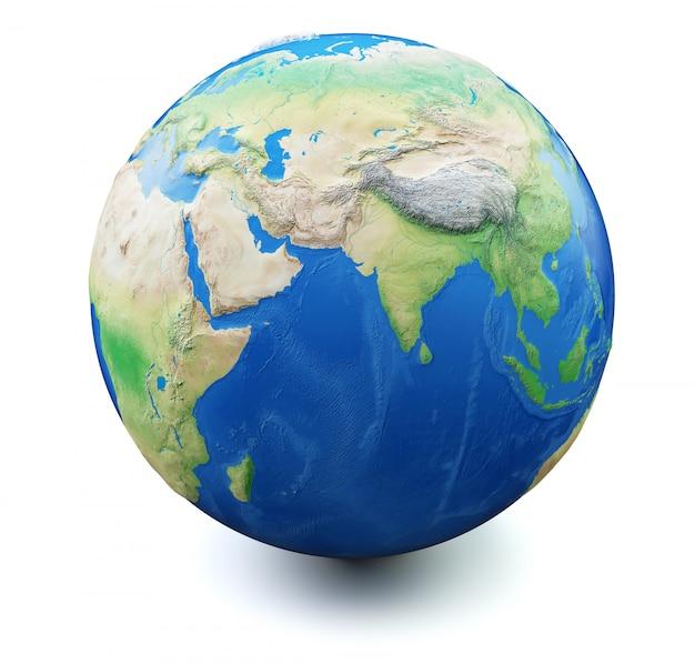 Terra isolata