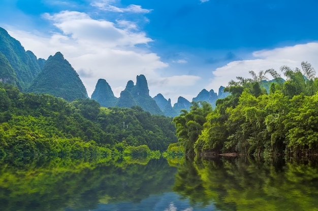 Terra li acqua turismo nebbia naturale