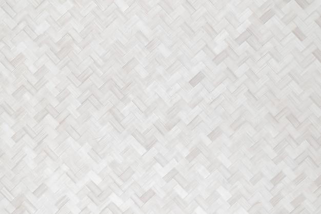 Tessuto di bambù sullo sfondo.