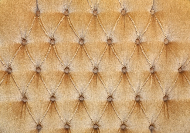 Tessuto di lusso in stile vintage con trama pulsante dal divano