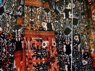 Tessuto disegno a colori, astratto, modren