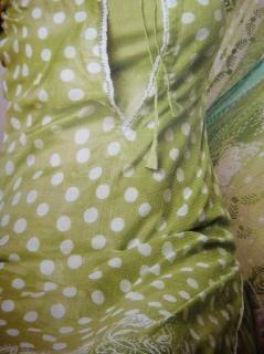 Tessuto disegno a colori, lo stile, bianco