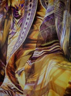 Tessuto disegno a colori, moda, sfondo, nuove