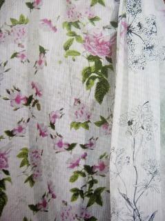 Tessuto disegno a colori, sfondo, le fibre