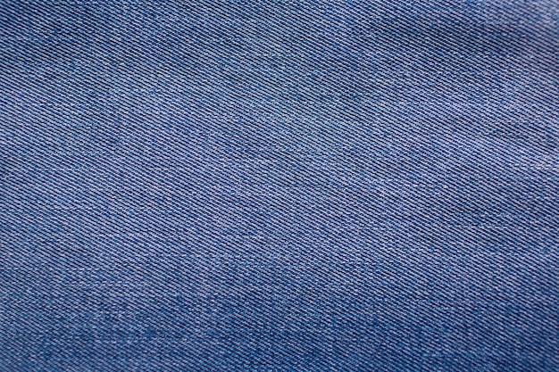 Tessuto trama jeans