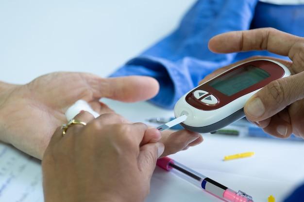 Test della glicemia