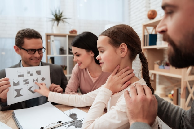 Test grafico family pass in psicologo.
