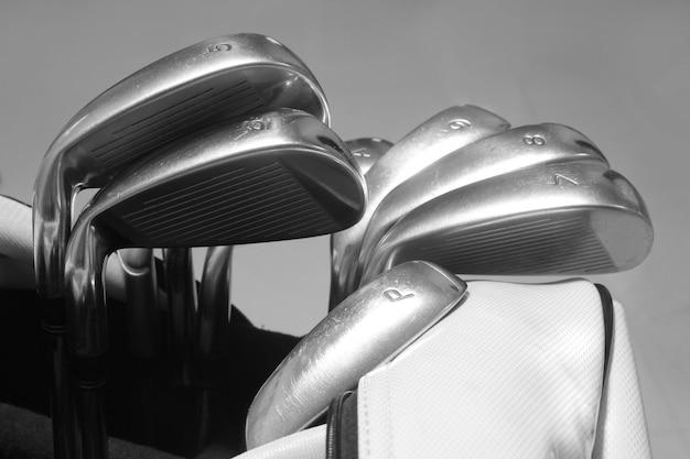 Testa di golf putter