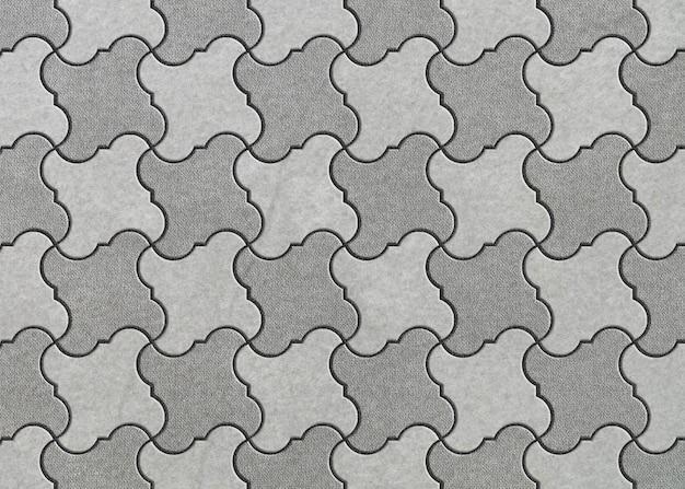 Texture della pavimentazione grigia