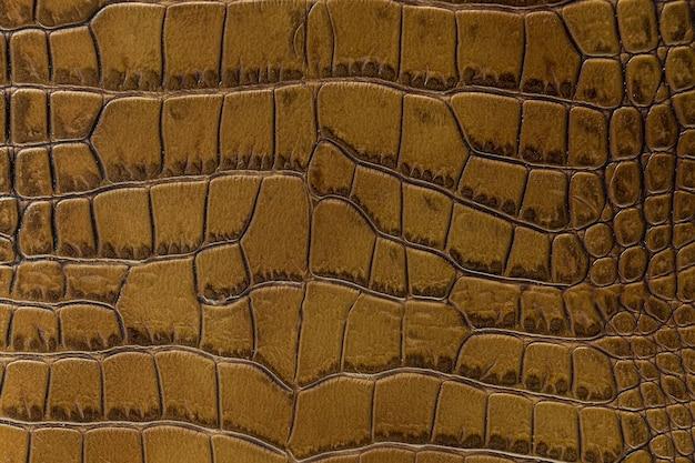Texture della pelle gialla