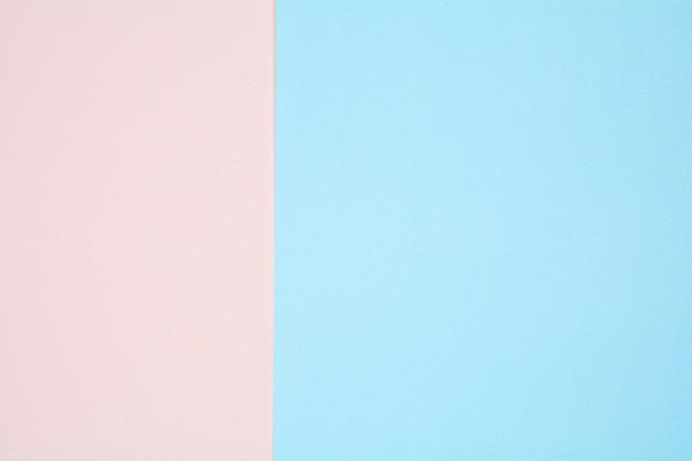 Texture di carta rosa e blu