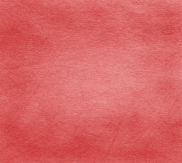 Texture di carta rossa stagionata