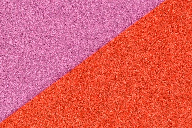 Texture di colore brillante con grani