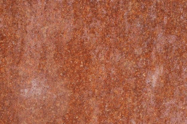 Texture di metallo vecchio arrugginito. priorità bassa da corrosione sporca del grunge del ferro