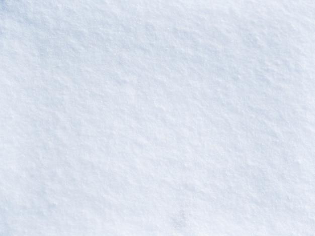 Texture di molti fiocchi di neve.