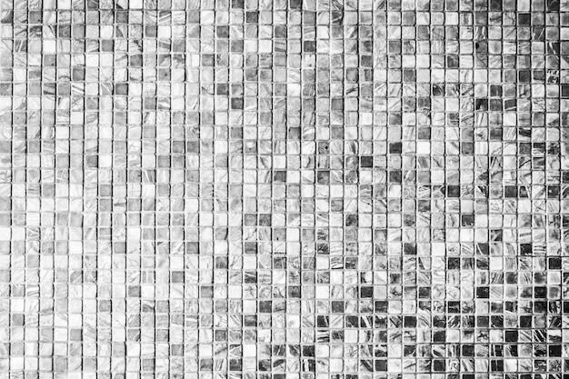 Texture di muro di piastrelle di pietra nera