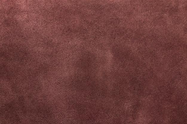 Texture di pelle scamosciata