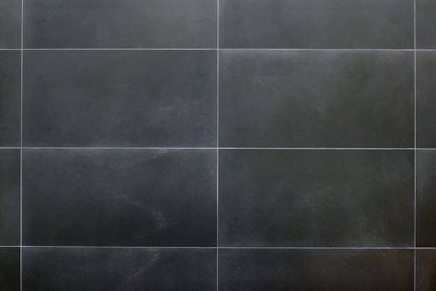 Texture di piastrelle di metallo scuro