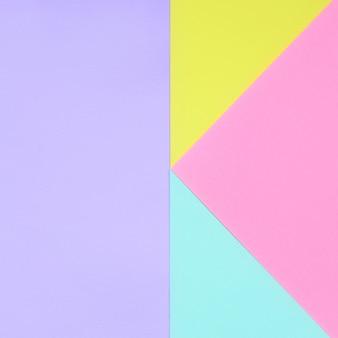 Texture di sfondo di colori pastello di moda