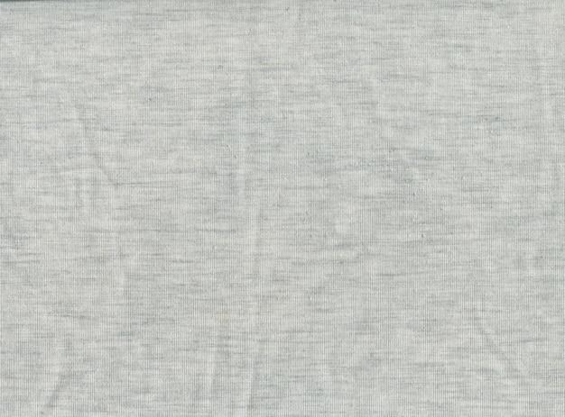 Texture di tessuto filo grigio danneggiato