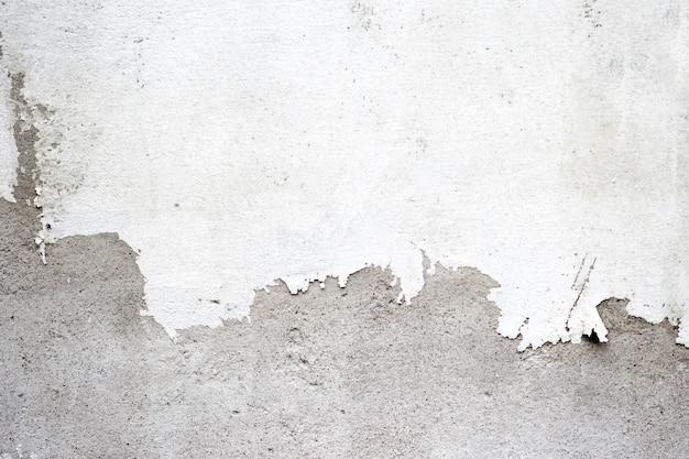Texture di un vecchio muro di erosione.