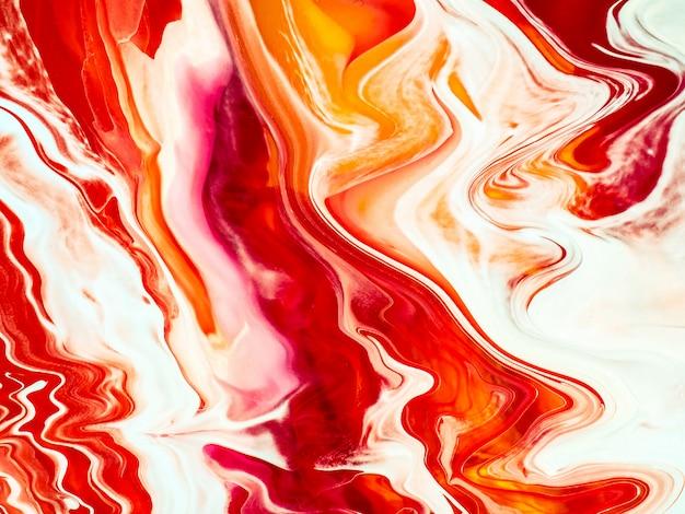 Texture di vernice psichedelica