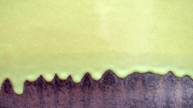 Texture di zinco