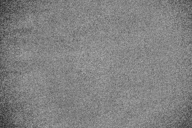 Texture e superficie in cotone grigio e nero