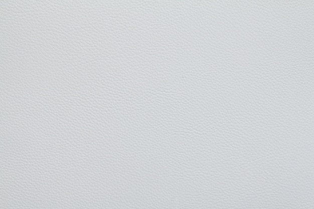 Texture in pelle bianca