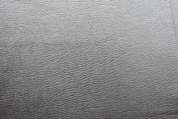 Texture in pelle grigia
