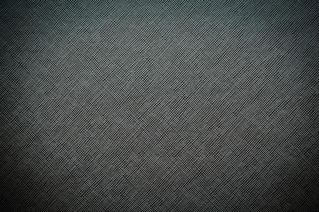 Texture in pelle nera