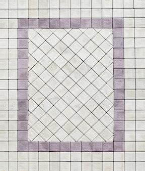 Texture rettangolare di un muro di pietra