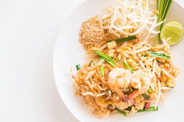 Thai riso fritto cuisine