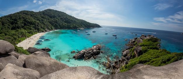 Thailandia bellissima costa