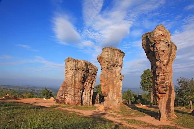 Thailandia stonehenge, mor hin khao