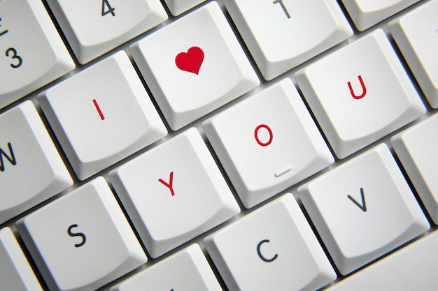 Ti amo in tastiera