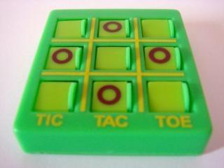 Tic tac toe, tac