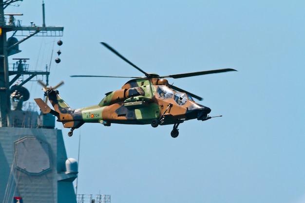 Tigre eurocopter ec-665