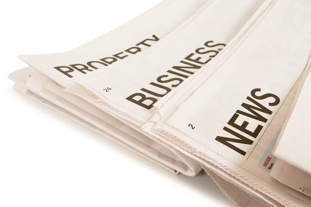 Titoli dei giornali