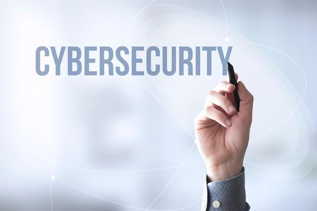 Tocco di sicurezza informatica
