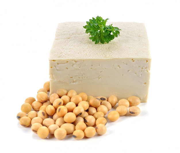 Tofu e soia