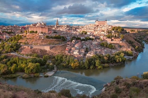 Toledo, castilla la mancha, spagna