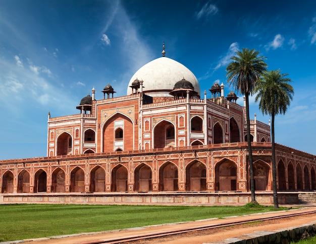 Tomba di humayun. delhi, india
