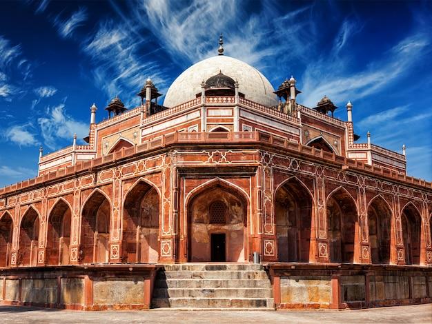Tomba di humayun, delhi, india