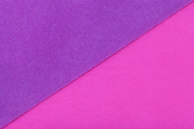 Tonalità viola e viola della priorità bassa di due colori